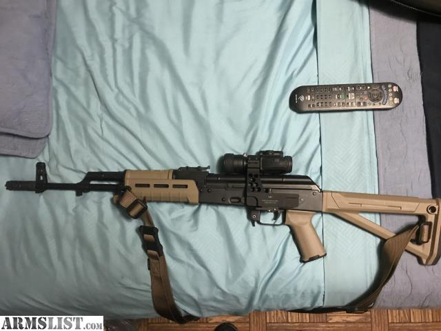 ARMSLIST - For Sale/Trade: PSA AK-47 Gen 2 Magpul Furniture