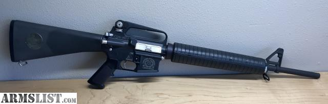 ARMSLIST - For Sale: Bushmaster 20th Anniversary AR 15 MINT