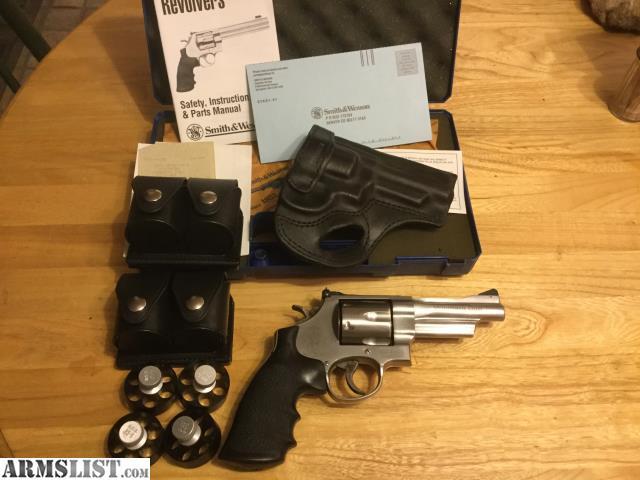 For Sale: S&W 625 Mountain Gun 45LC