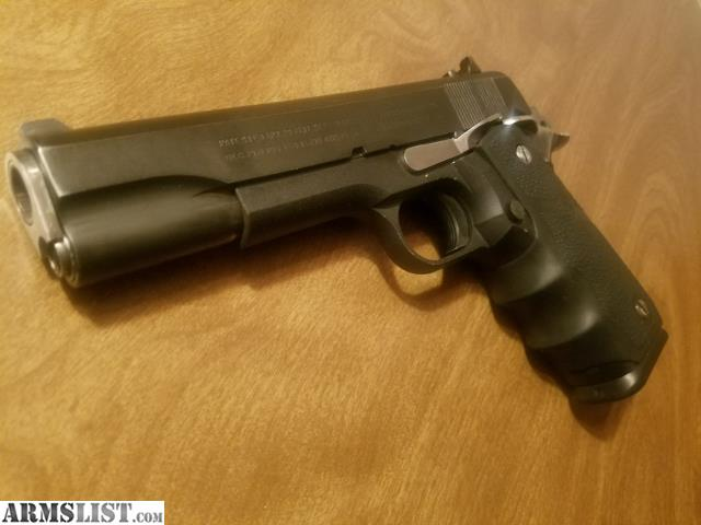 ARMSLIST - For Trade: Colt Para Double stack 1911 custom