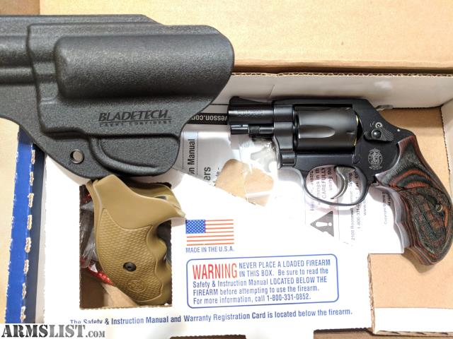 ARMSLIST - For Sale: Smith & Wesson  38 model 437