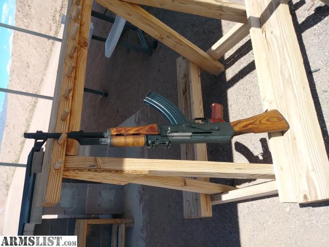 ARMSLIST - For Sale: AK47 MILLED RECEIVER TYPE 3 POLISH AK