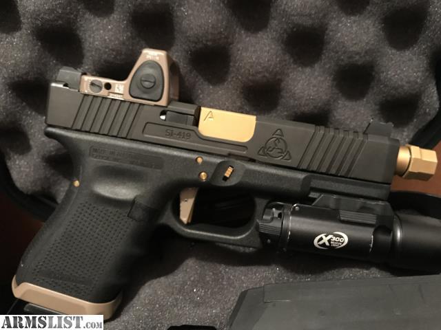 ARMSLIST - For Sale/Trade: Suarez Glock 19