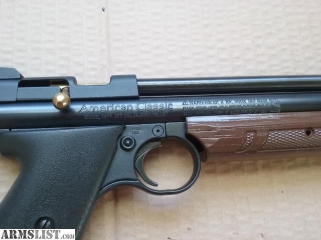 ARMSLIST - For Sale: Crosman 1377  177 Caliber Air Gun