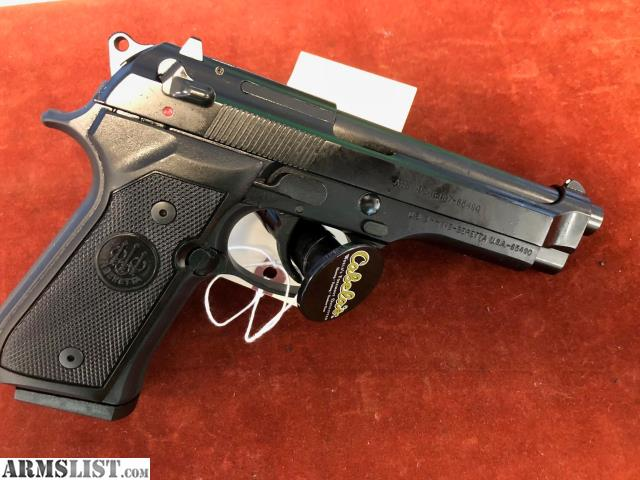ARMSLIST - For Sale: BERETTA M9