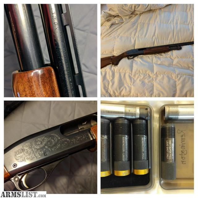 ARMSLIST - For Sale: Remington 870 Wingmaster w extended choke tubes