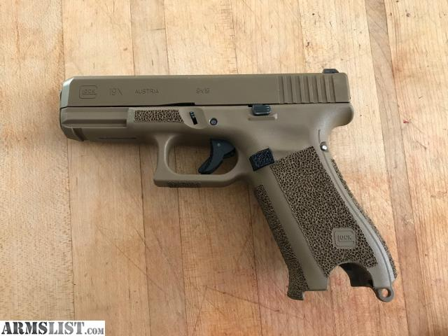 ARMSLIST - For Sale: Glock 19x modified