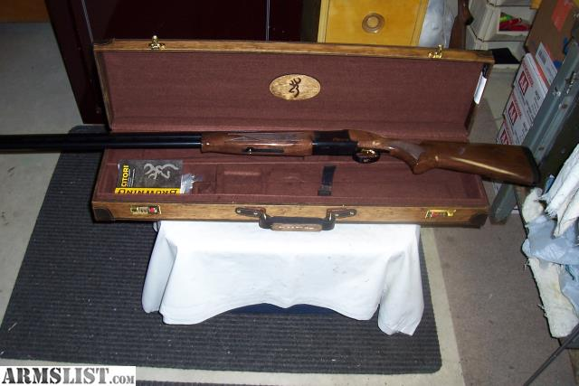 ARMSLIST - For Sale: Browning Citori CXS