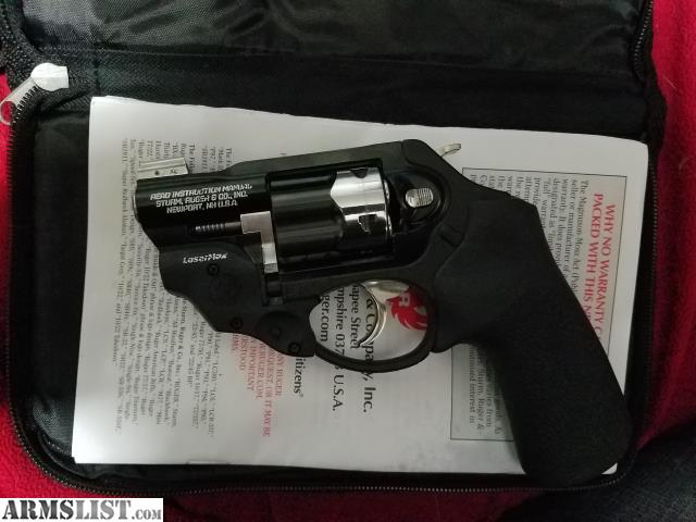 ARMSLIST - For Sale/Trade: Ruger LCR-X Polished cylinder and