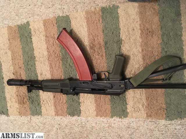 ARMSLIST - For Sale/Trade: Arsenal 104CR ak74