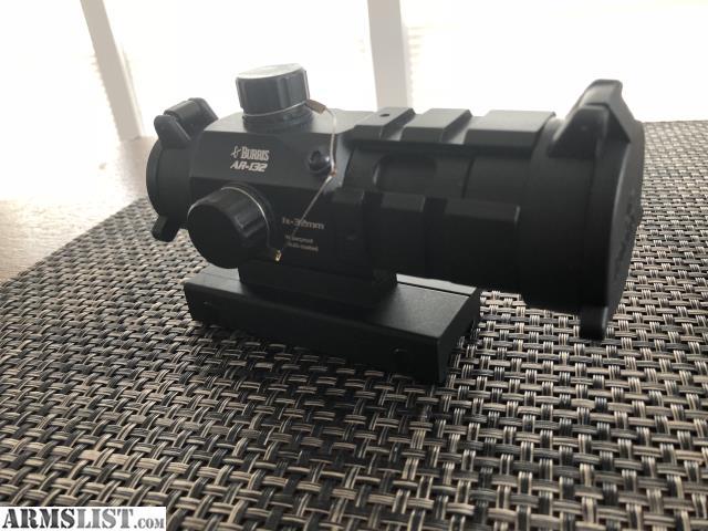 Armslist For Sale Burris Ar 132
