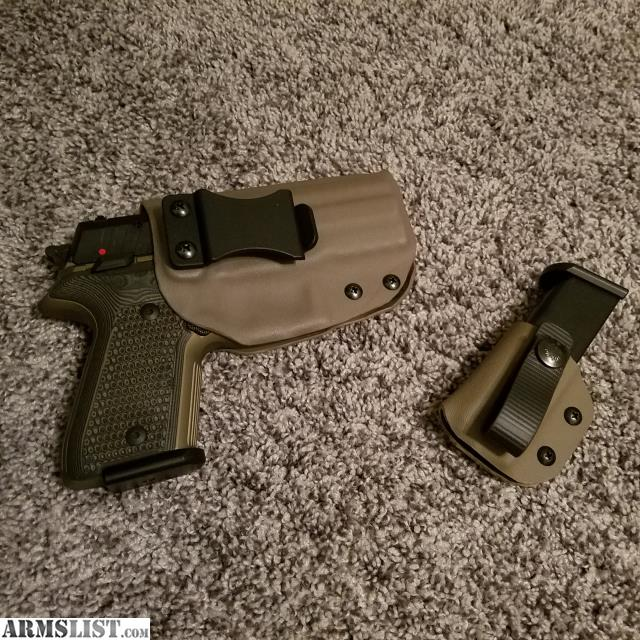 ARMSLIST - For Sale: Arex IWB Holster & Mag Holder