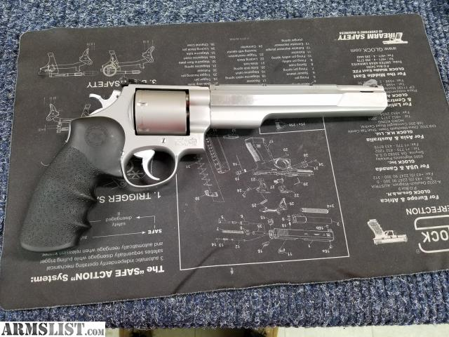 smith and wesson 629 serial number location