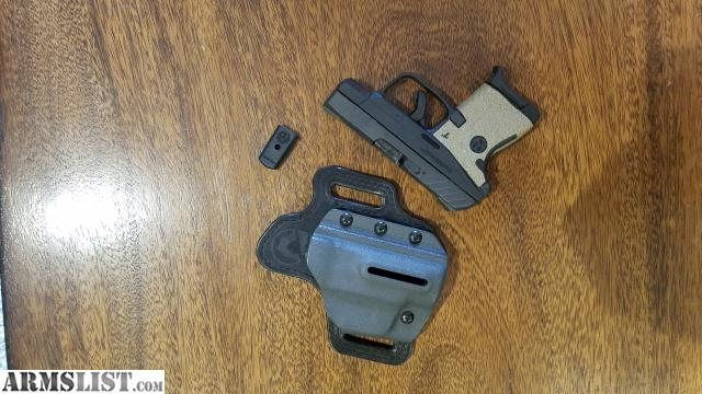 ARMSLIST - For Sale: LCP 2 w/ holster