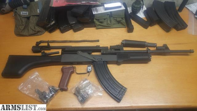 ARMSLIST - For Sale: AK-47 AKM totally complete IO Inc  922r