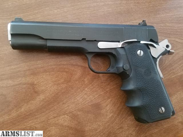 ARMSLIST - For Sale/Trade: Colt Para Double stack 1911 custom