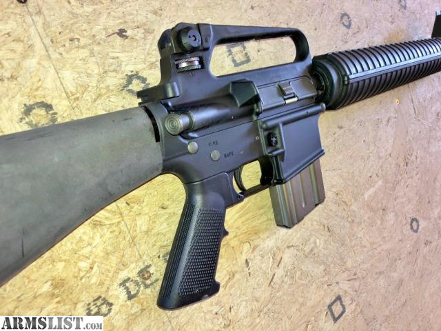ARMSLIST - For Sale/Trade: M16A2 PSA clone with chrome-lined