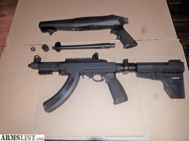 Armslist For Sale Ruger 1022 Custom Charger