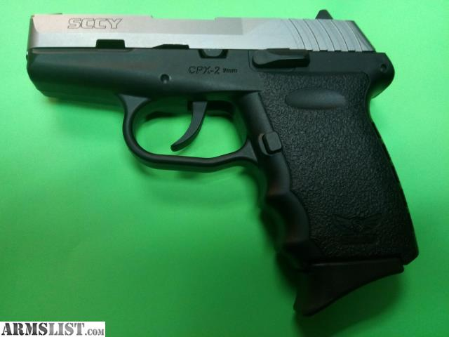 armslist for sale sccy 9mm