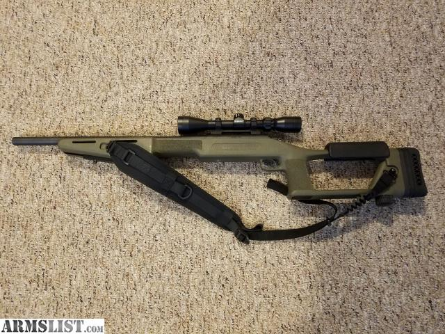 ARMSLIST - For Trade: Remington 700 SPS tactical 308 win 16 5 inch