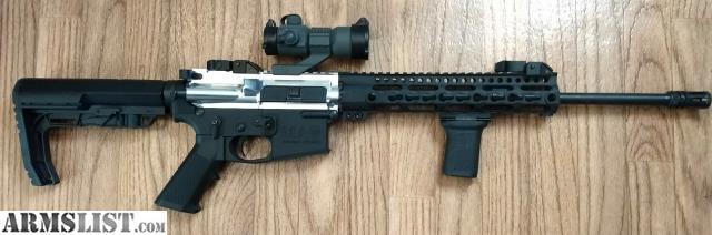 ARMSLIST - For Sale/Trade: Lightweight AR15 custom