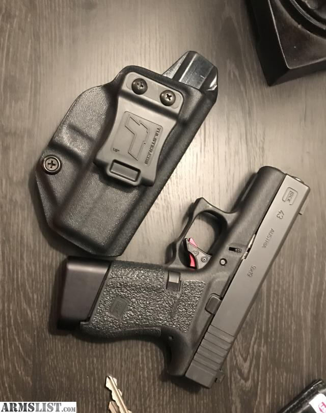 ARMSLIST - For Sale/Trade: Glock 43 (sell or trade)