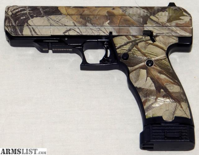 ARMSLIST - For Sale: Hi-Point JHP  45 ACP Woodland *Mossy