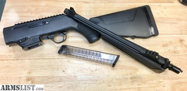 ARMSLIST - For Sale: Ruger PC Carbine