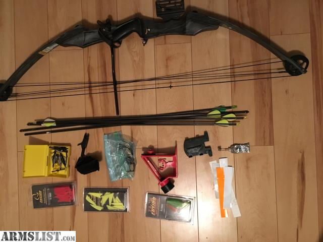 ARMSLIST - For Sale: American Archery Challenger bow with