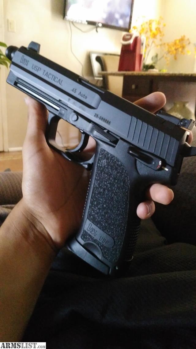 Armslist For Sale Hk Usp 45 Tactical