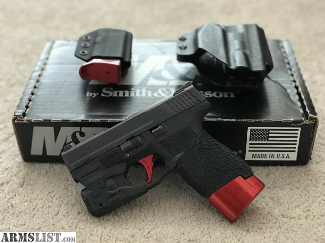 M And P Shield Custom ARMSLIST - For Sale/Tr...