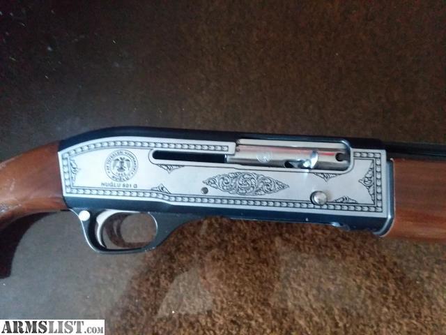 ARMSLIST - For Sale: Gsg stg44 and huglu 12ga shotgun