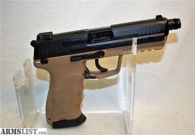 ARMSLIST - For Sale: H&K HK45 Tactical - V1
