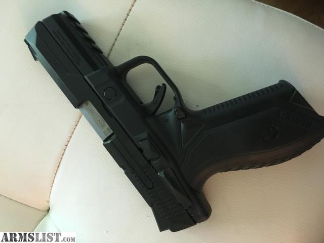 ARMSLIST - For Sale: Ruger American 9mm Pistol
