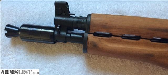 ARMSLIST - For Sale: Century Arms Zastava M85 NP  223 Muzzle Brake