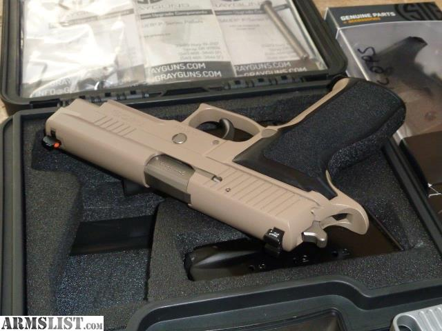 ARMSLIST - For Sale: Sig Sauer P226 TacOps Custom - Loaded w