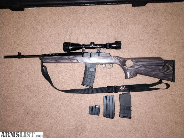 ARMSLIST - For Sale: Ruger Mini-14