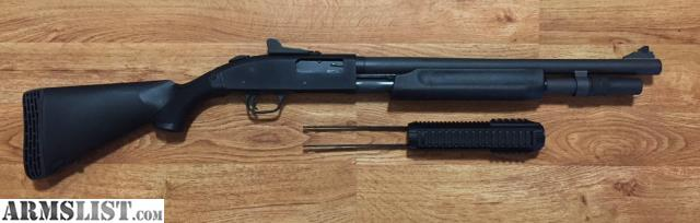 ARMSLIST - For Sale: Mossberg 590A1 12g 18 5