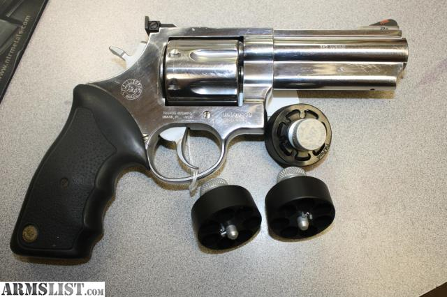 ARMSLIST - For Sale: TAURUS 607  357 STAINLESS REVOLVER