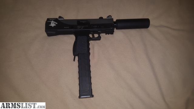 ARMSLIST - For Sale: Masterpiece arms Mac 11 MPA30T