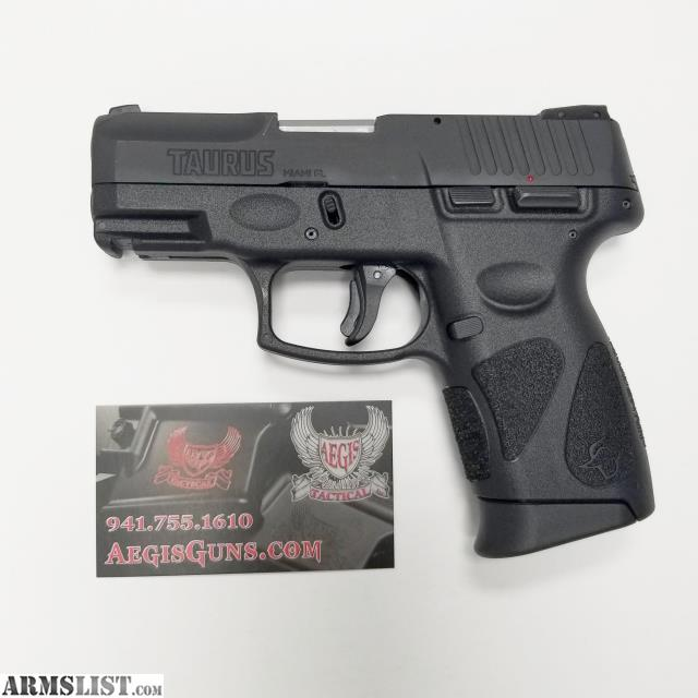 ARMSLIST - For Sale: USED Taurus PT111 G2C 9MM