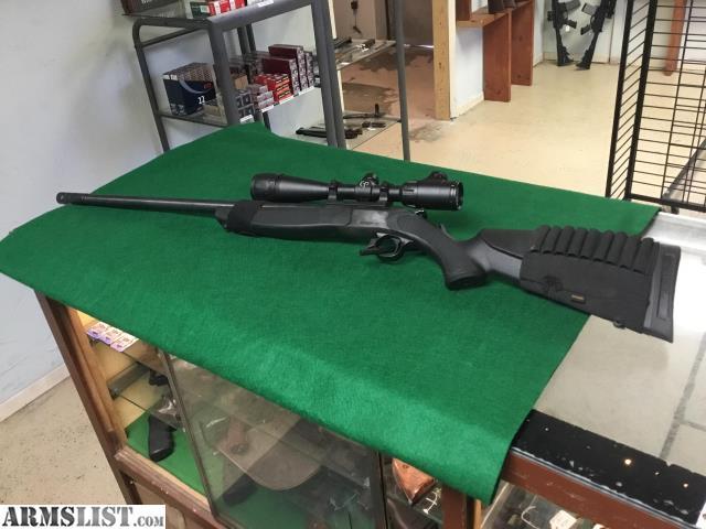 ARMSLIST - For Sale: Custom CVA Hunter  35 Whelen