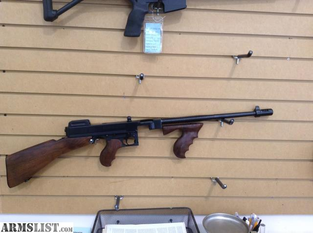 ARMSLIST - For Sale: New Auto Ordnance 1927A1 -tommy gun