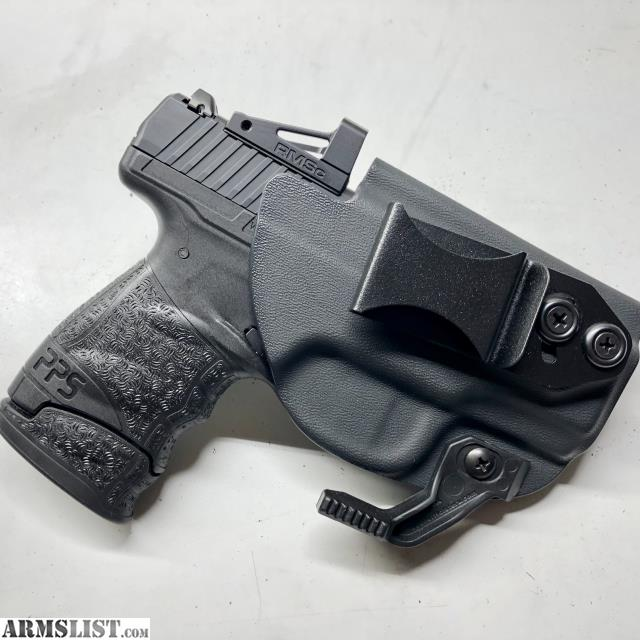 ARMSLIST - For Sale: Walther PPS M2 9mm RMSc
