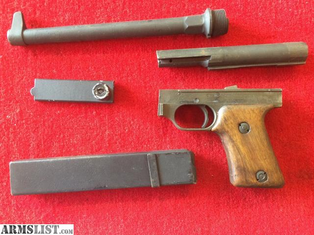 French Rifle Parts