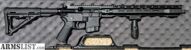 ARMSLIST - For Sale/Trade: M4E1 Aero Precision 16 inch 7 62
