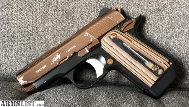 ARMSLIST - For Sale: Like NIB Kimber Micro 9 Rose Gold