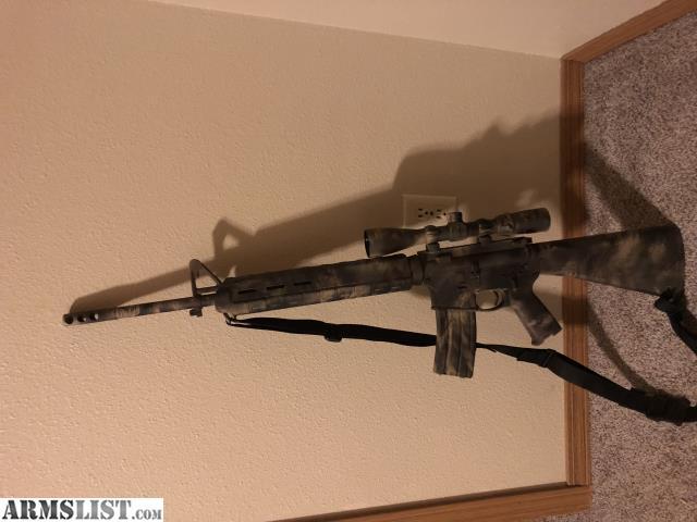 ARMSLIST - For Sale: M&P AR-15 hunter