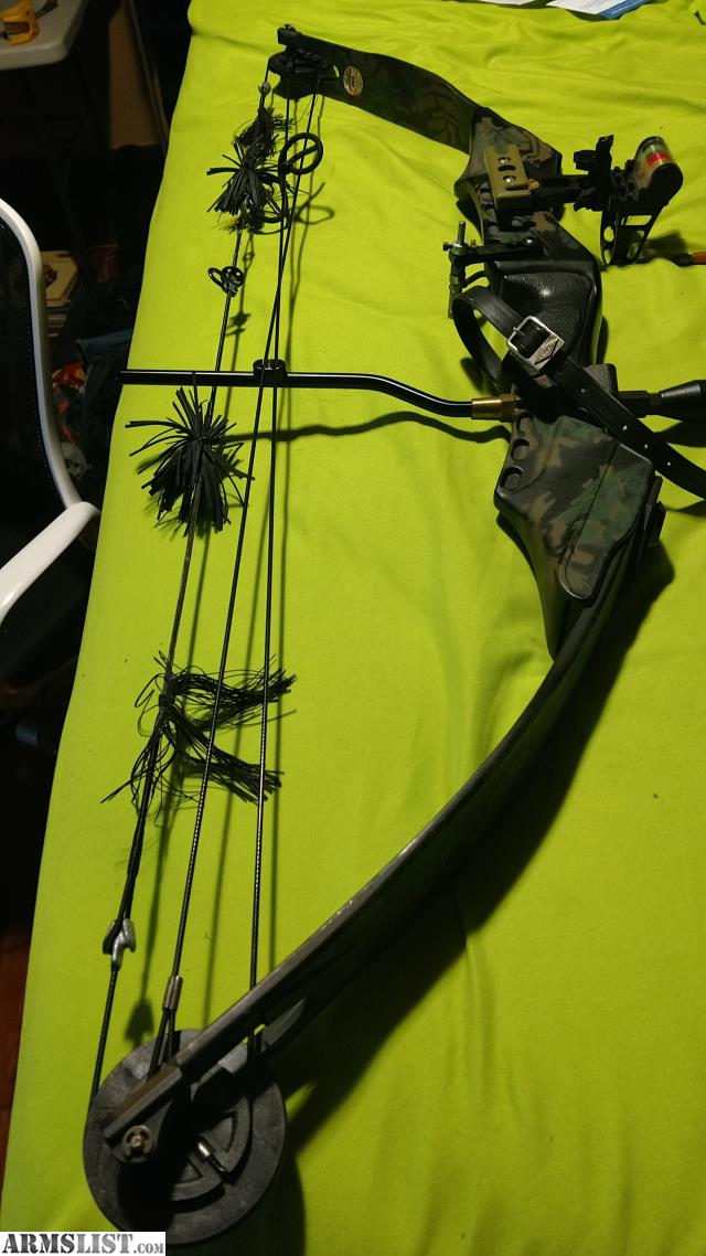 ARMSLIST - For Sale/Trade: PSE USA Spirit Compound bow