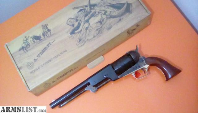 ARMSLIST - For Sale: Uberti 1847 Colt Walker  44 black